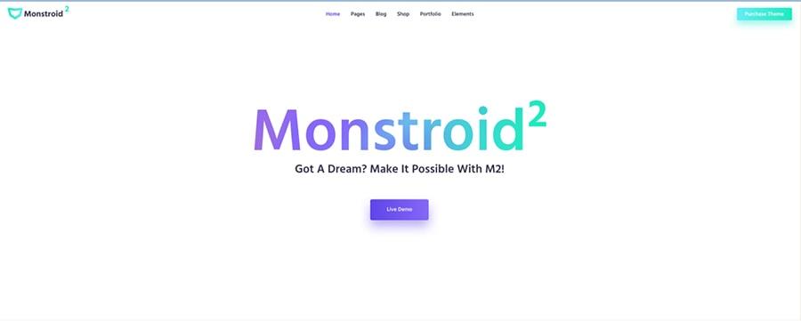 Monstroid 2 vs Avada vs Divi