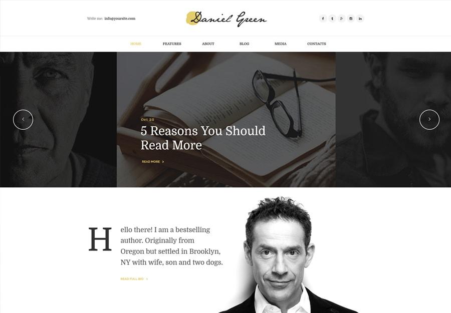 20 лучших Вордпресс шаблонов для блога