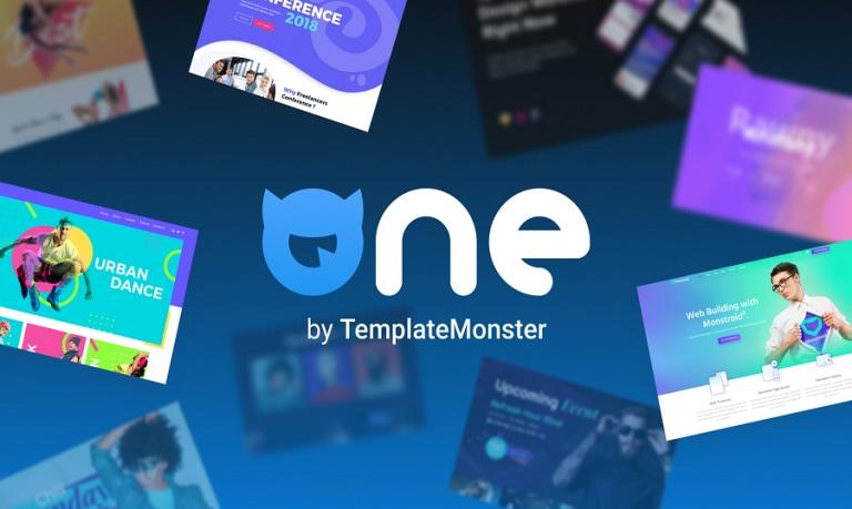 ONE от TemplateMonster: чего ожидать от новейшего предложения?